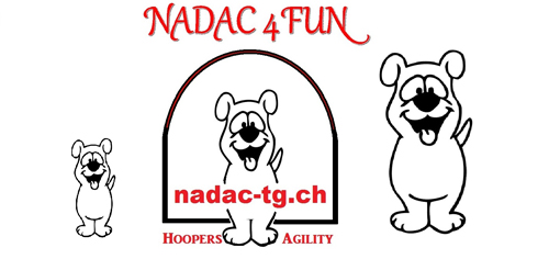 Logo NADAC 4 FUN3dogs